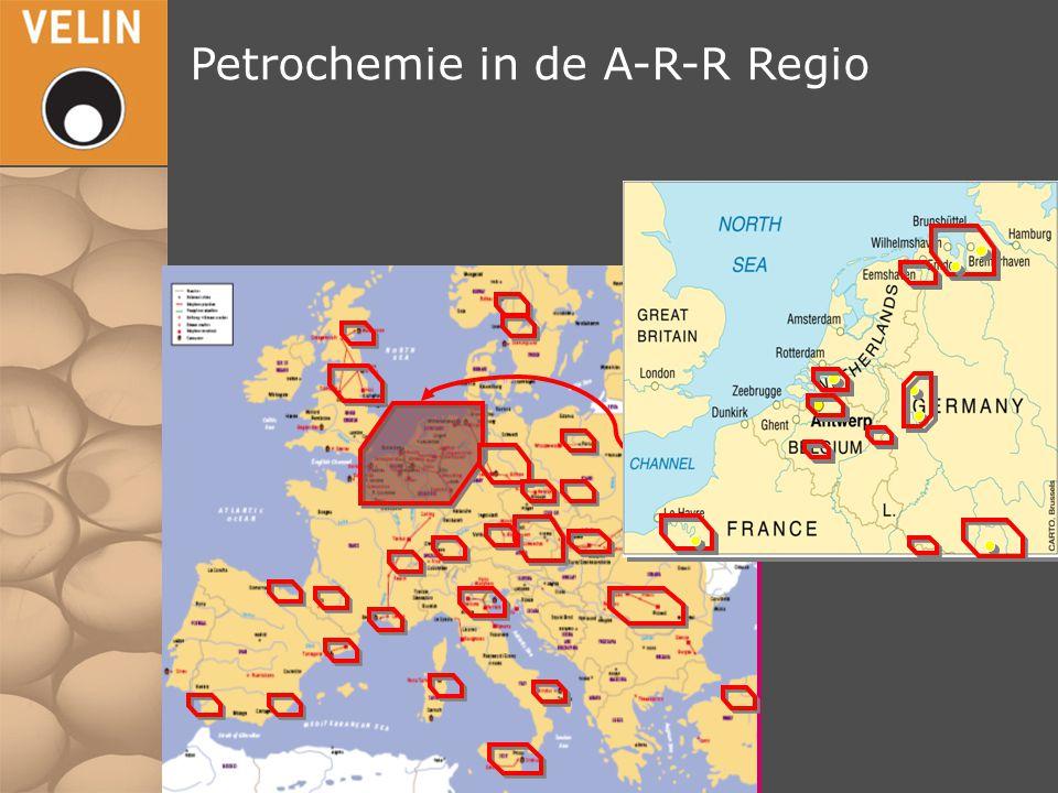 Petrochemie in de A-R-R Regio