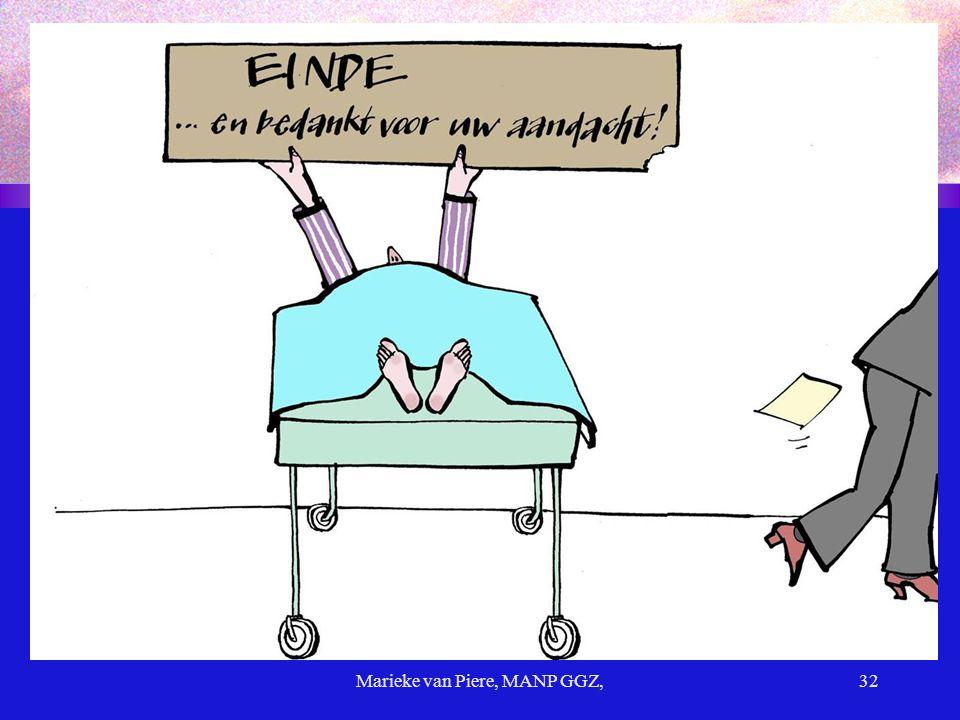 Marieke van Piere, MANP GGZ,