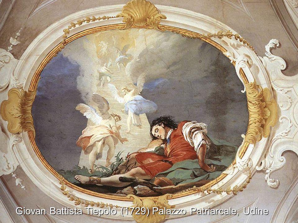 Giovan Battista Tiepolo (1729) Palazzo Patriarcale, Udine
