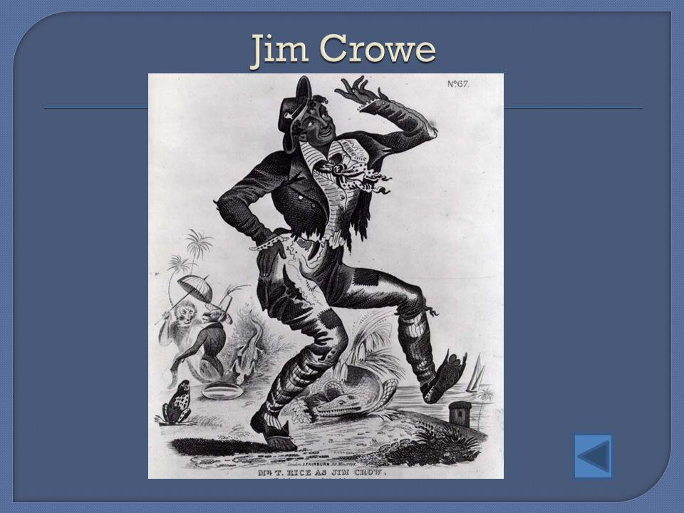 Jim Crowe