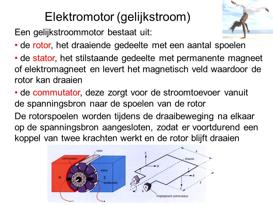 Elektromotor (gelijkstroom)
