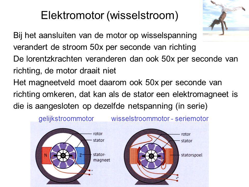 Elektromotor (wisselstroom)