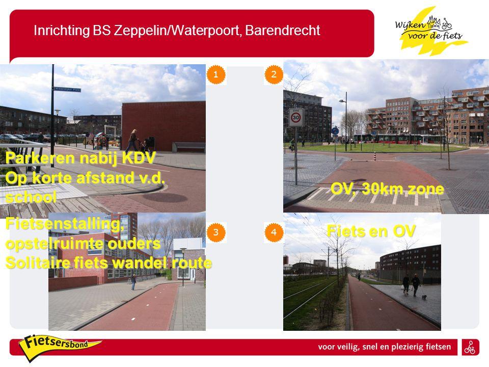Inrichting BS Zeppelin/Waterpoort, Barendrecht