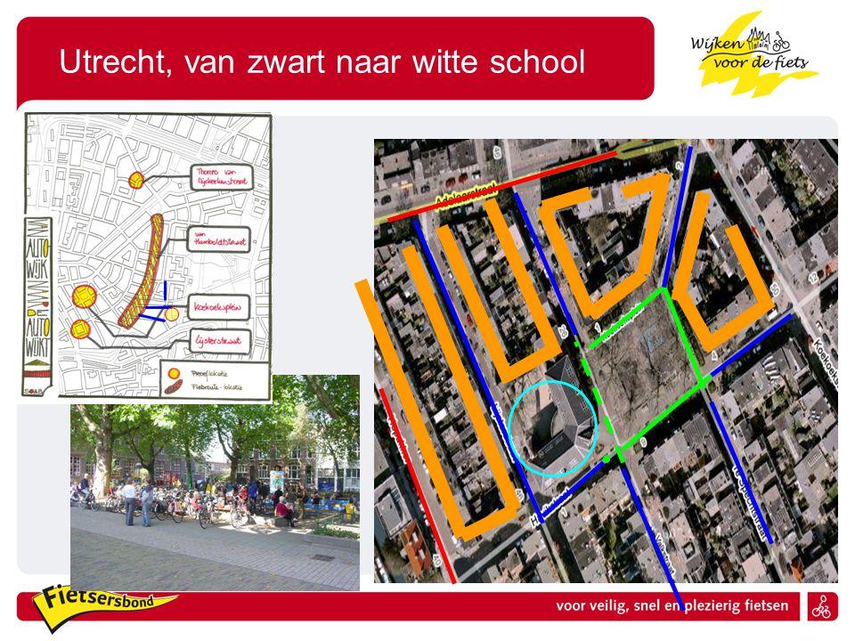 Utrecht, van zwart naar witte school