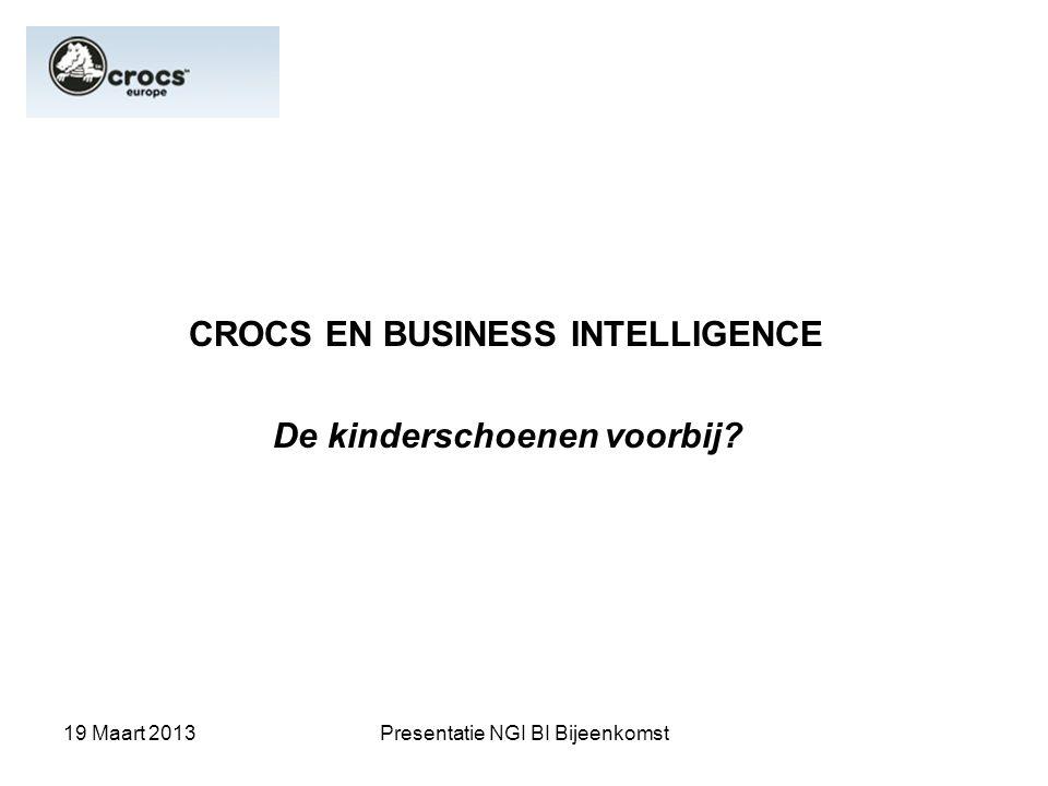 Presentatie NGI BI Bijeenkomst