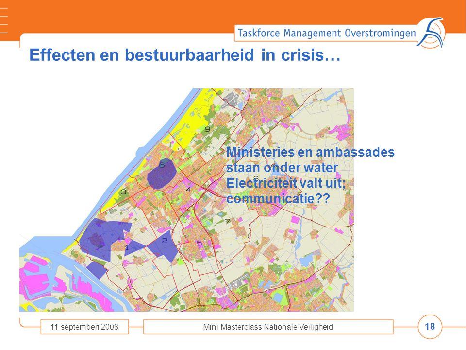 Effecten en bestuurbaarheid in crisis…