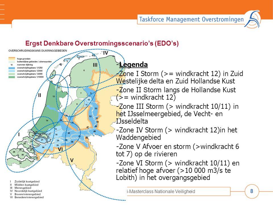 Ergst Denkbare Overstromingsscenario's (EDO's)