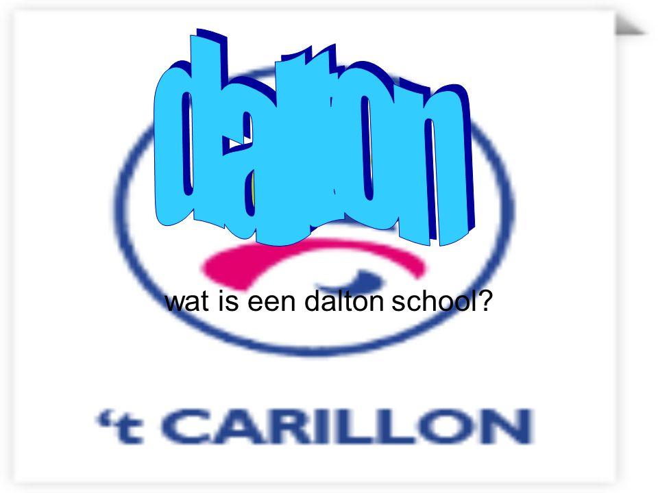 wat is een dalton school