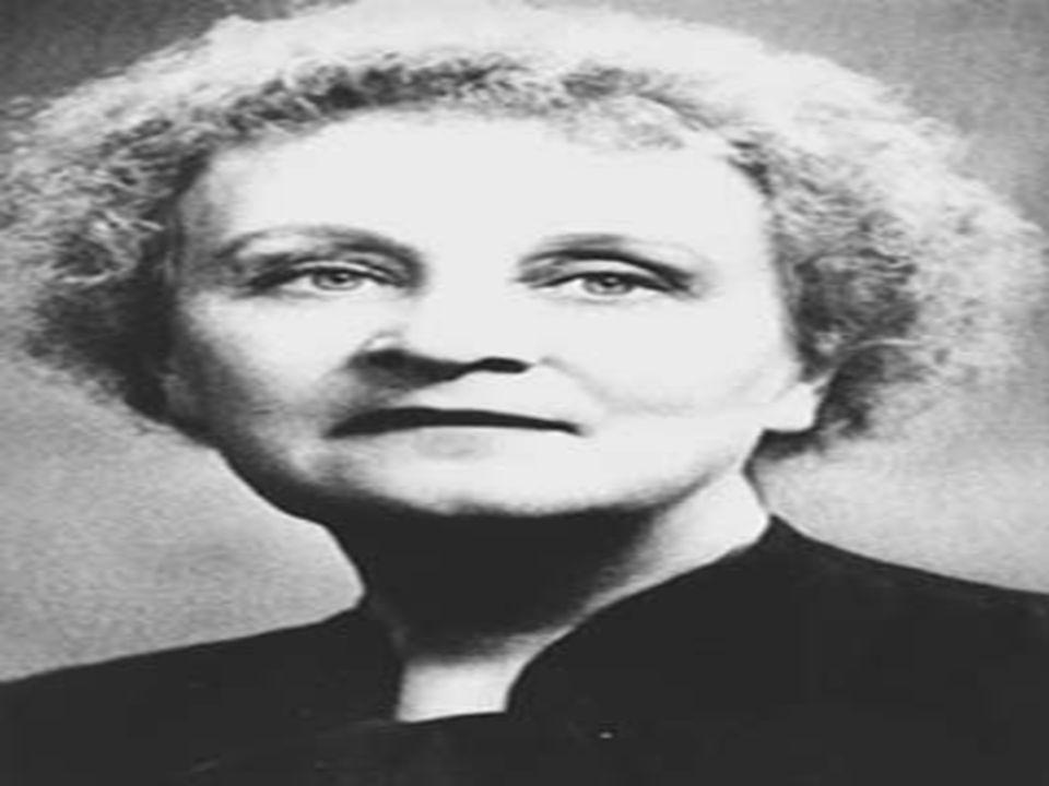 Wie begon dalton Helen Parkhurst 1887 Probleem Weektaak