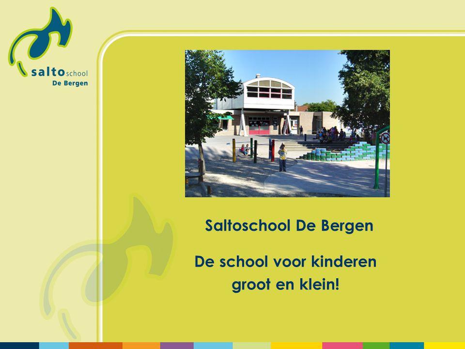 De school voor kinderen groot en klein!