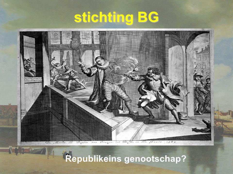 stichting BG Republikeins genootschap