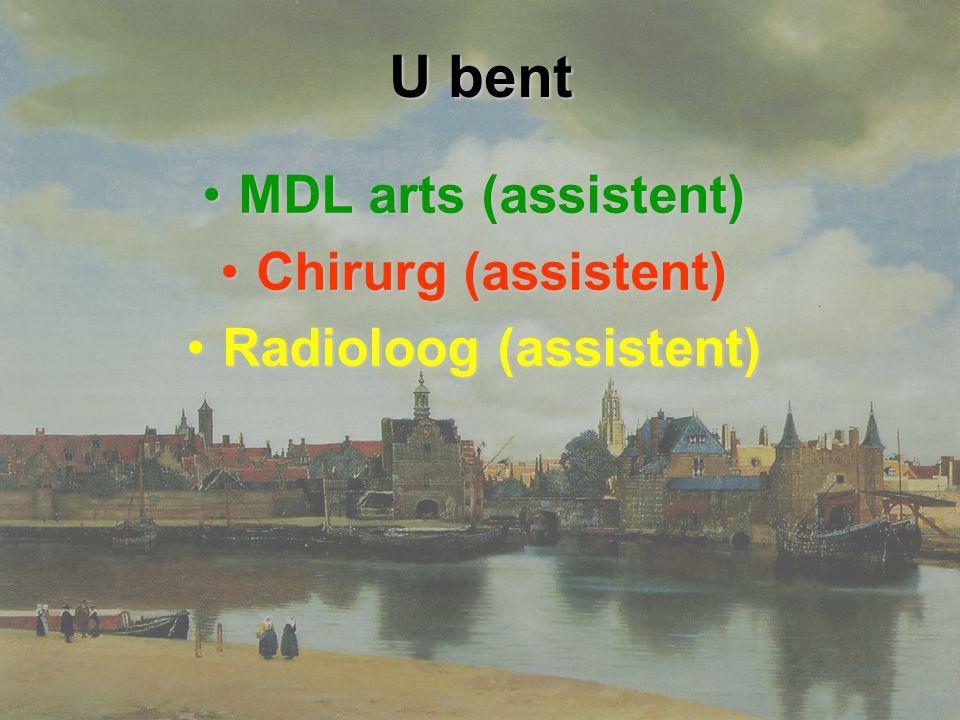 Radioloog (assistent)