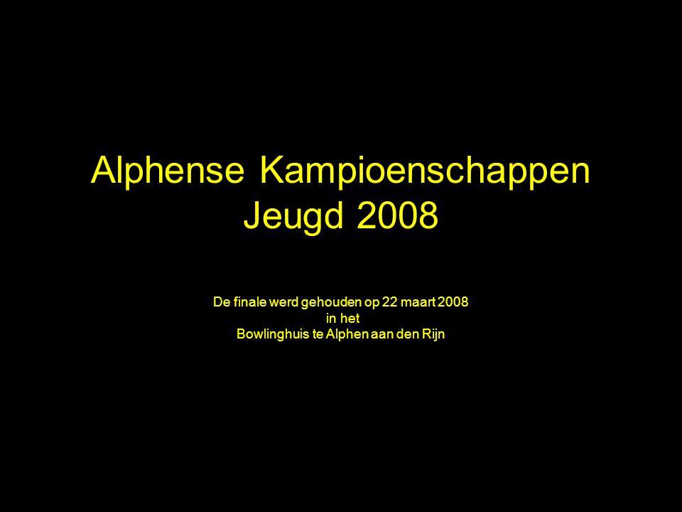 Alphense Kampioenschappen Jeugd 2008