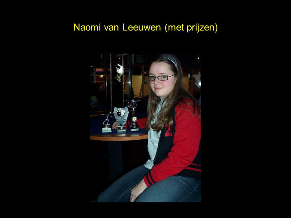 Naomi van Leeuwen (met prijzen)