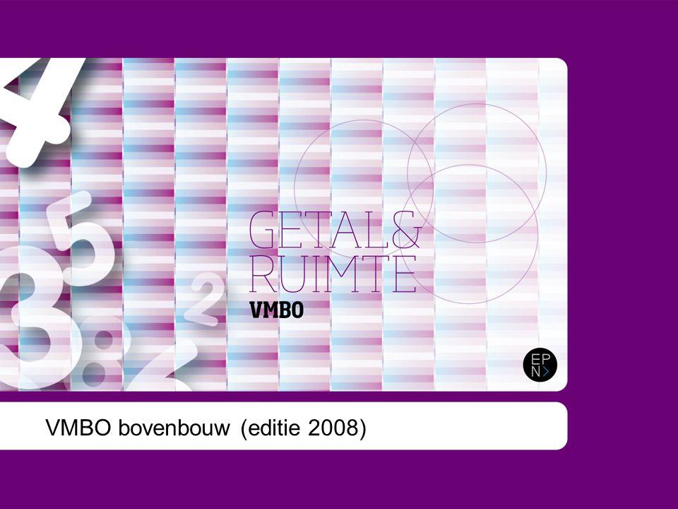 VMBO bovenbouw (editie 2008)