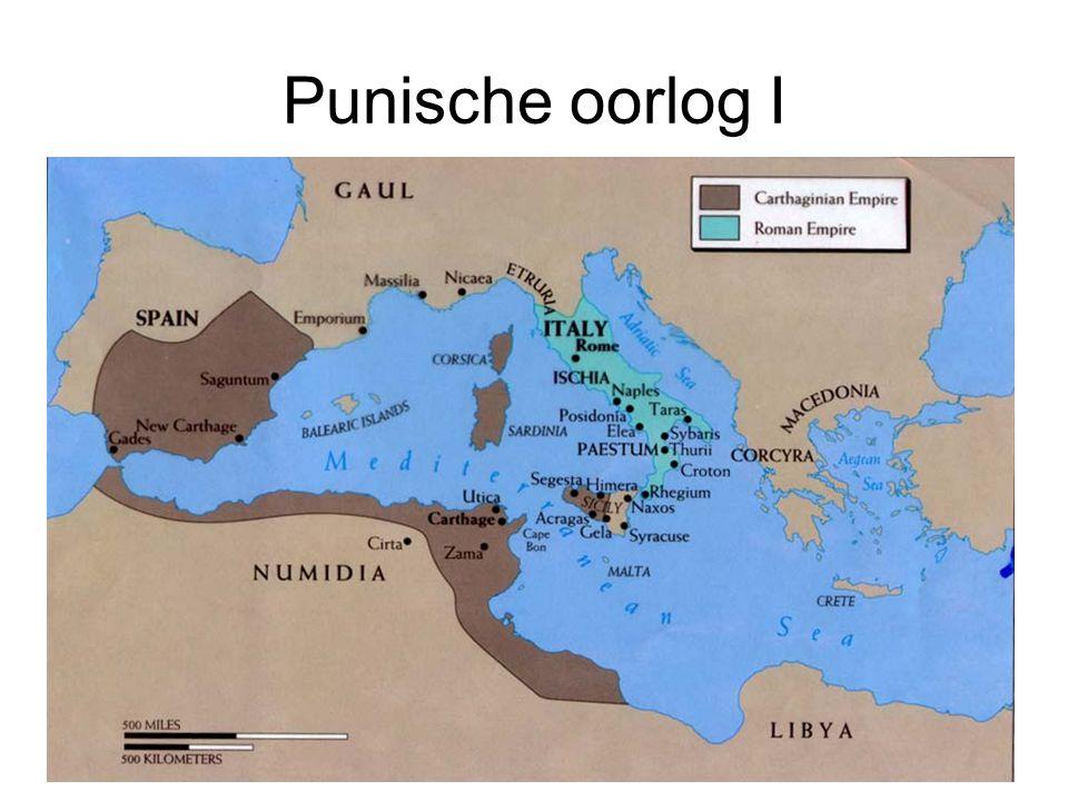 Punische oorlog I