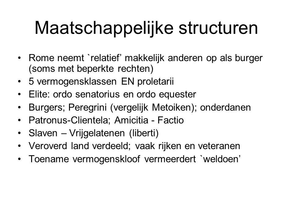 Maatschappelijke structuren