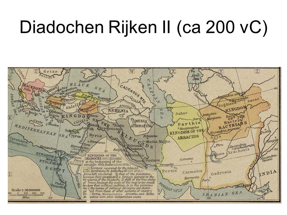 Diadochen Rijken II (ca 200 vC)