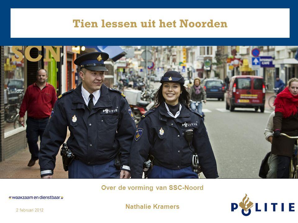 Tien lessen uit het Noorden