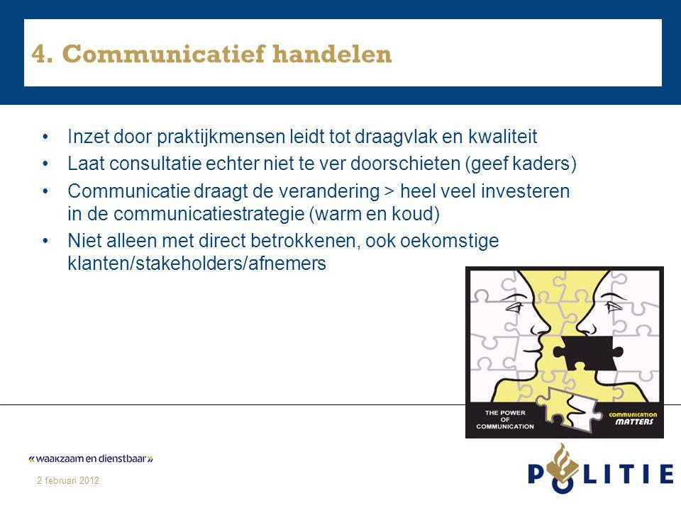 4. Communicatief handelen