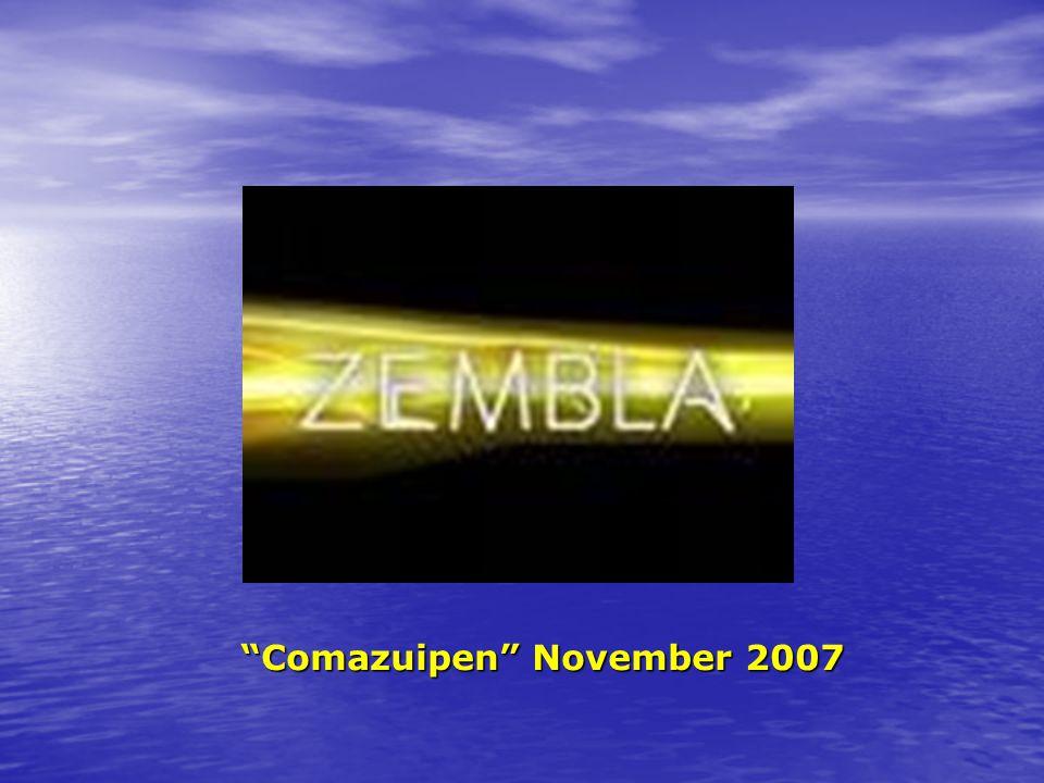 Comazuipen November 2007