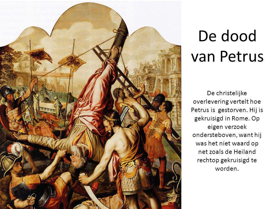 De dood van Petrus