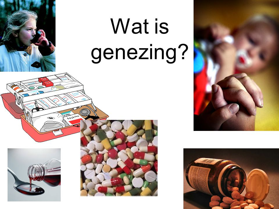 Wat is genezing