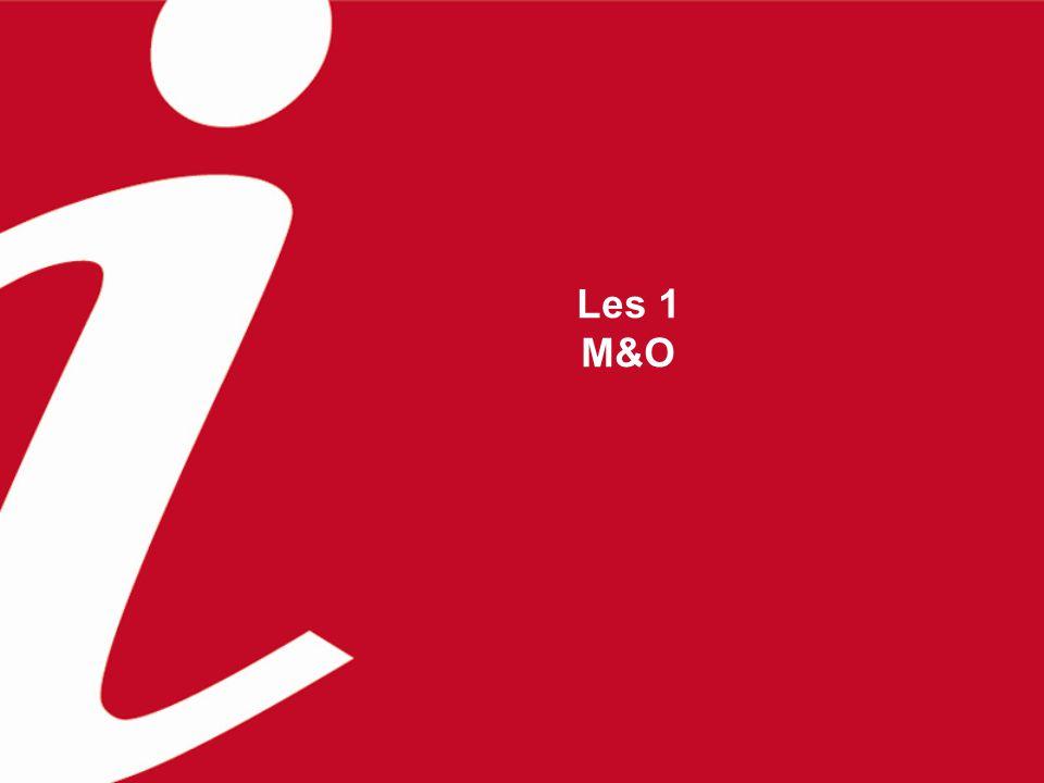 Les 1 M&O