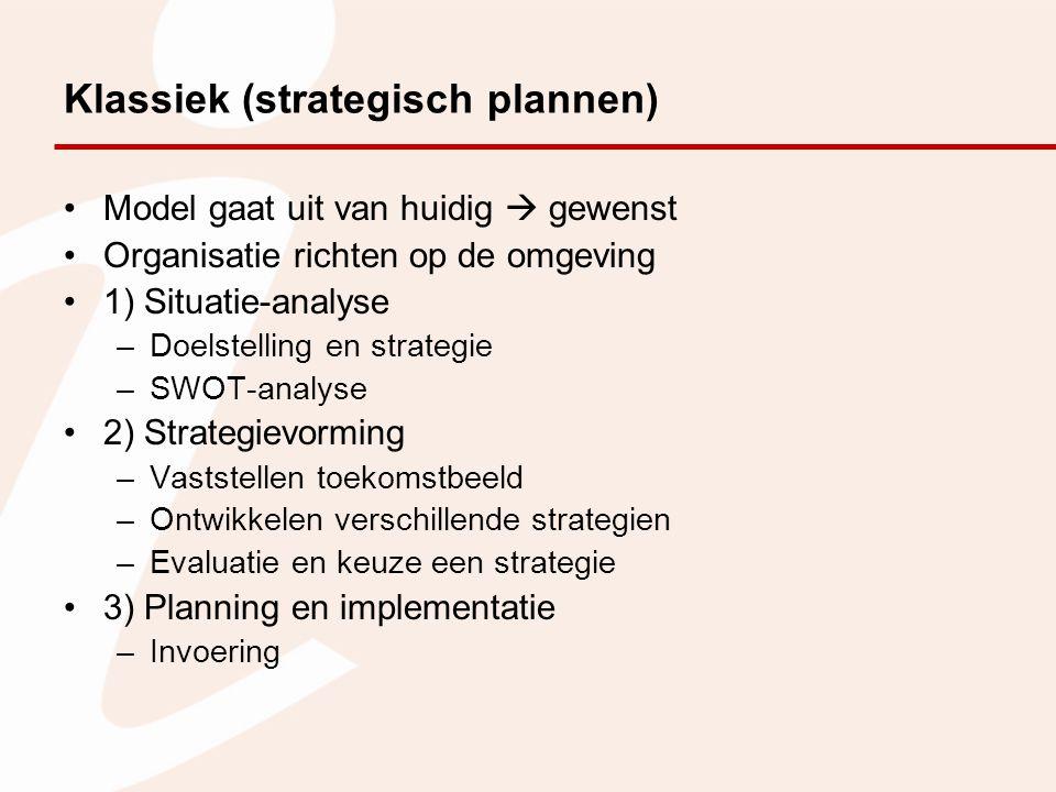 Klassiek (strategisch plannen)