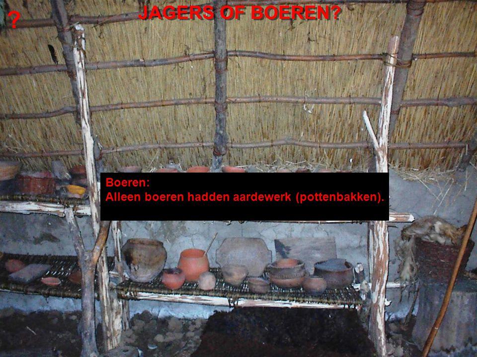 JAGERS OF BOEREN Boeren: