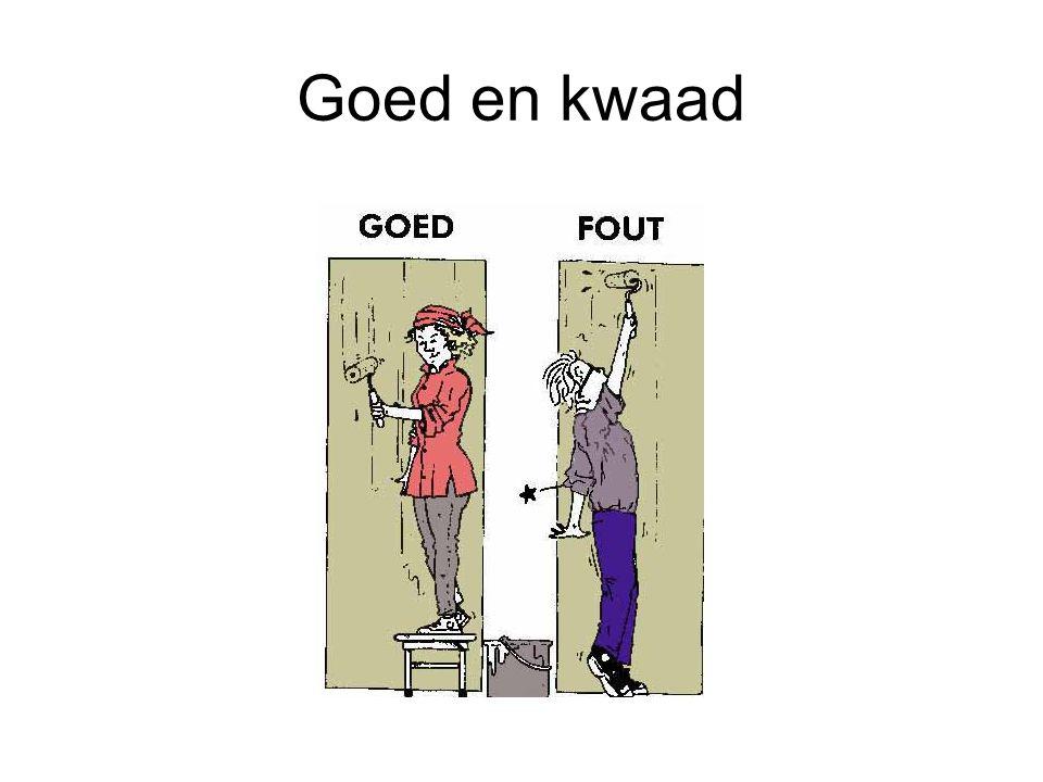 Citaten Goed En Kwaad : Godsdienst ppt download