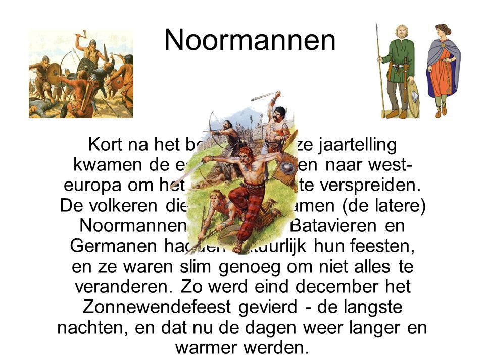 Noormannen