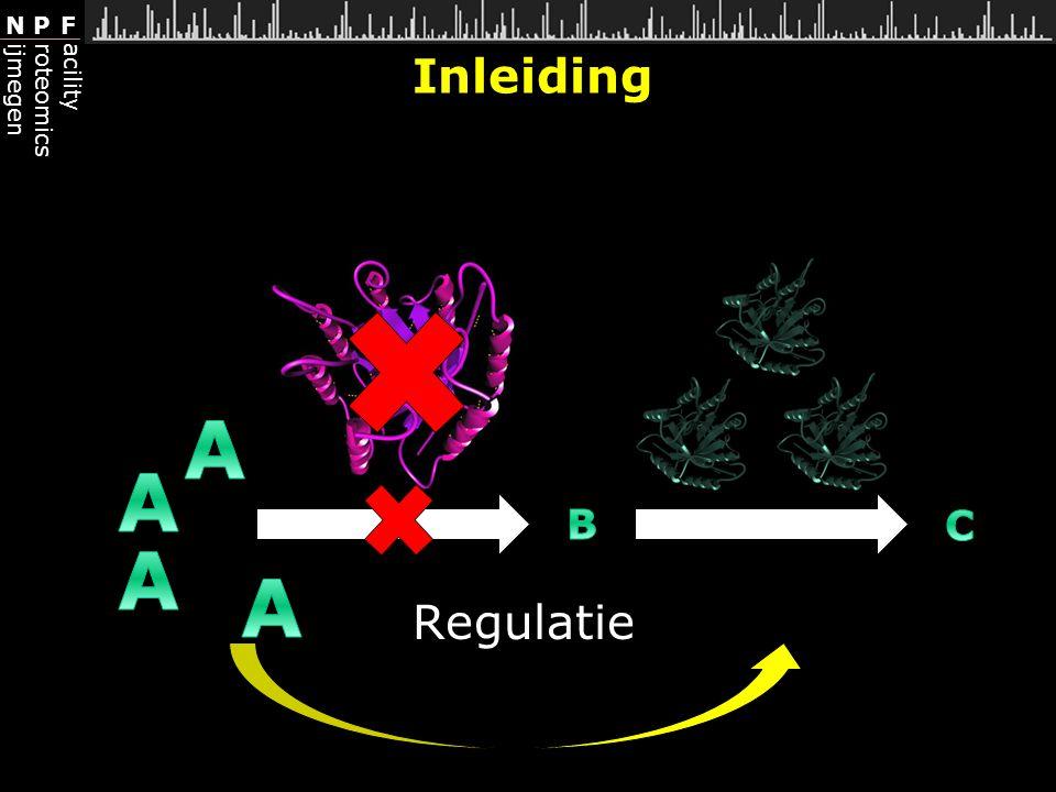 Inleiding Regulatie A B C