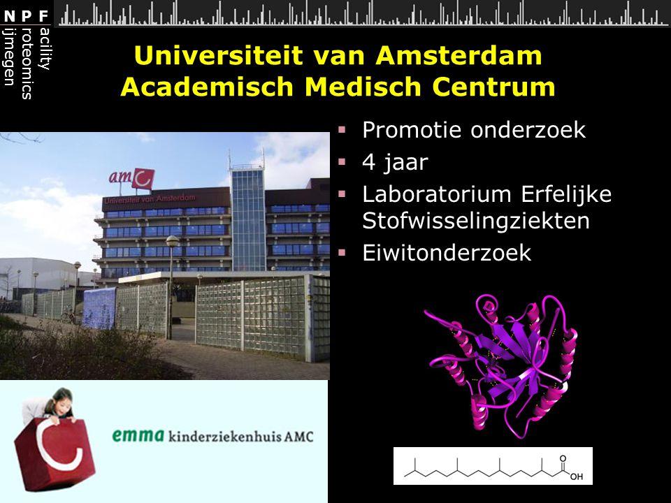 Universiteit van Amsterdam Academisch Medisch Centrum
