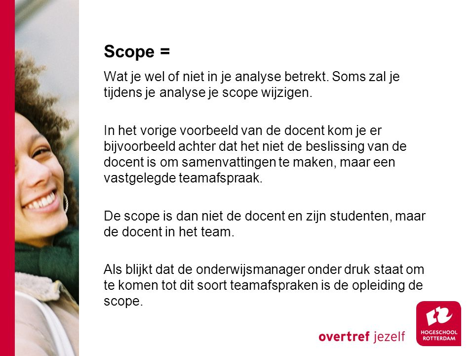 Scope =