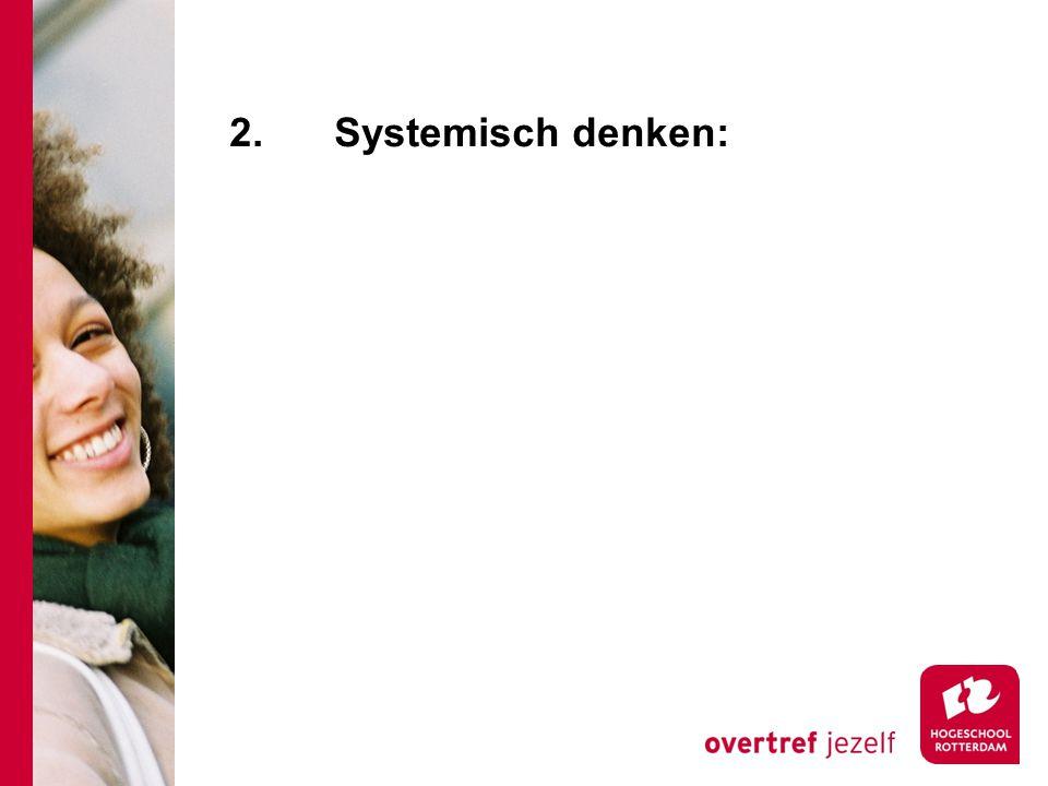 2. Systemisch denken: