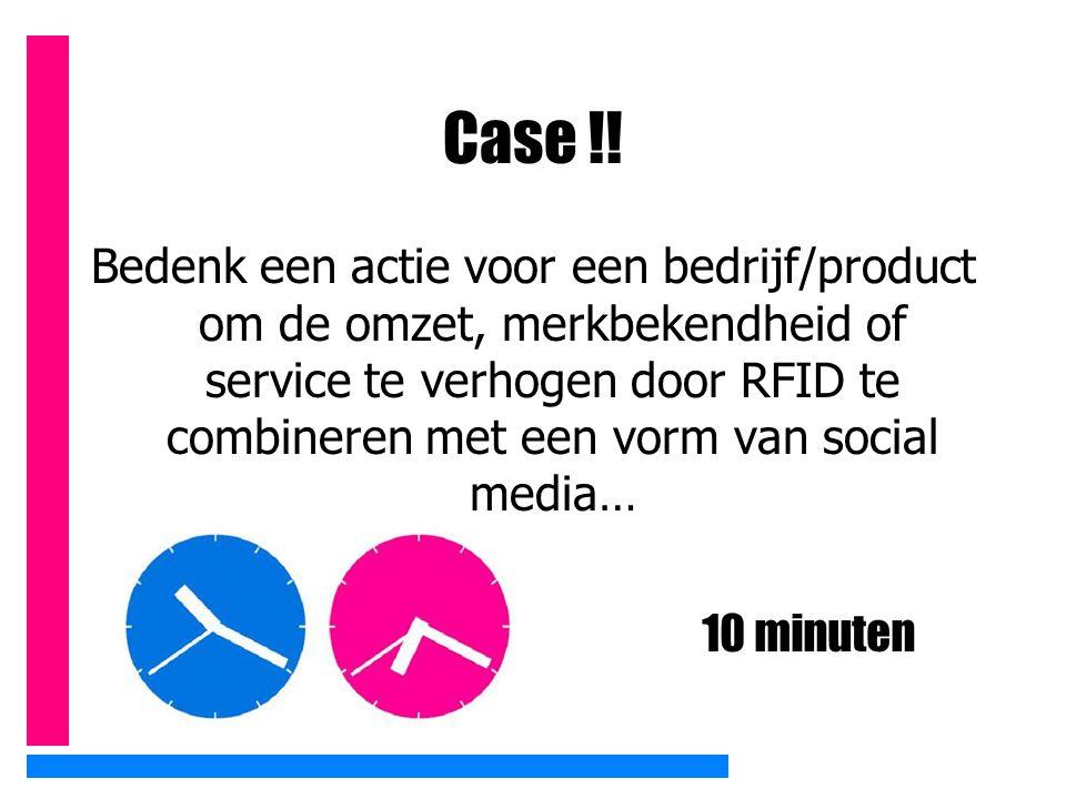 Case !!