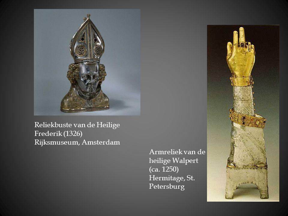 Reliekbuste van de Heilige Frederik (1326)