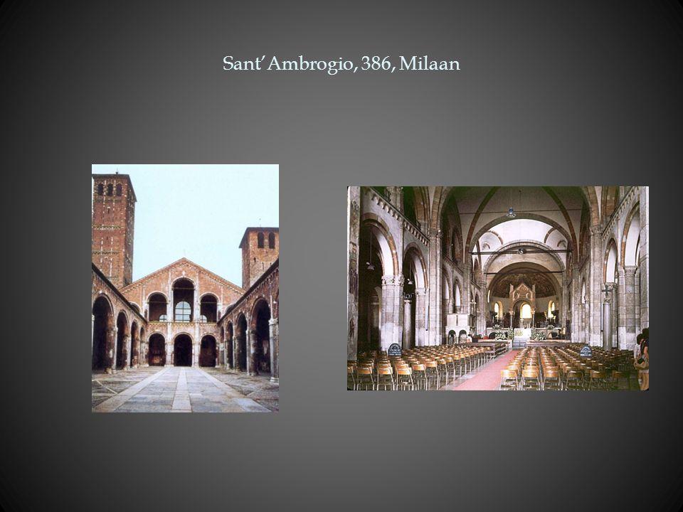 Sant'Ambrogio, 386, Milaan