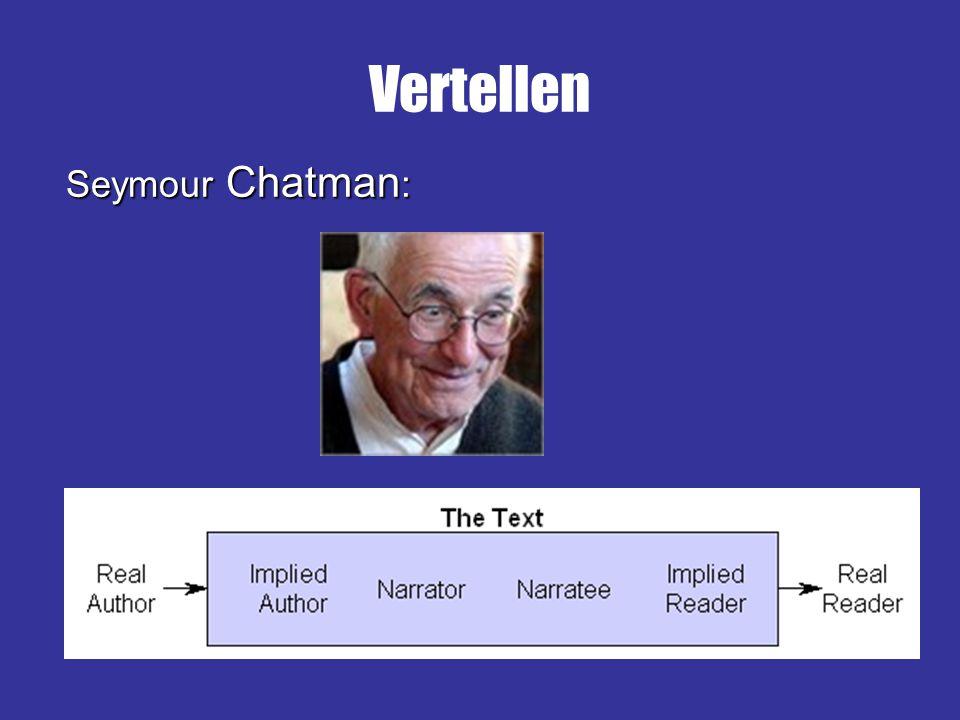 Vertellen Seymour Chatman: