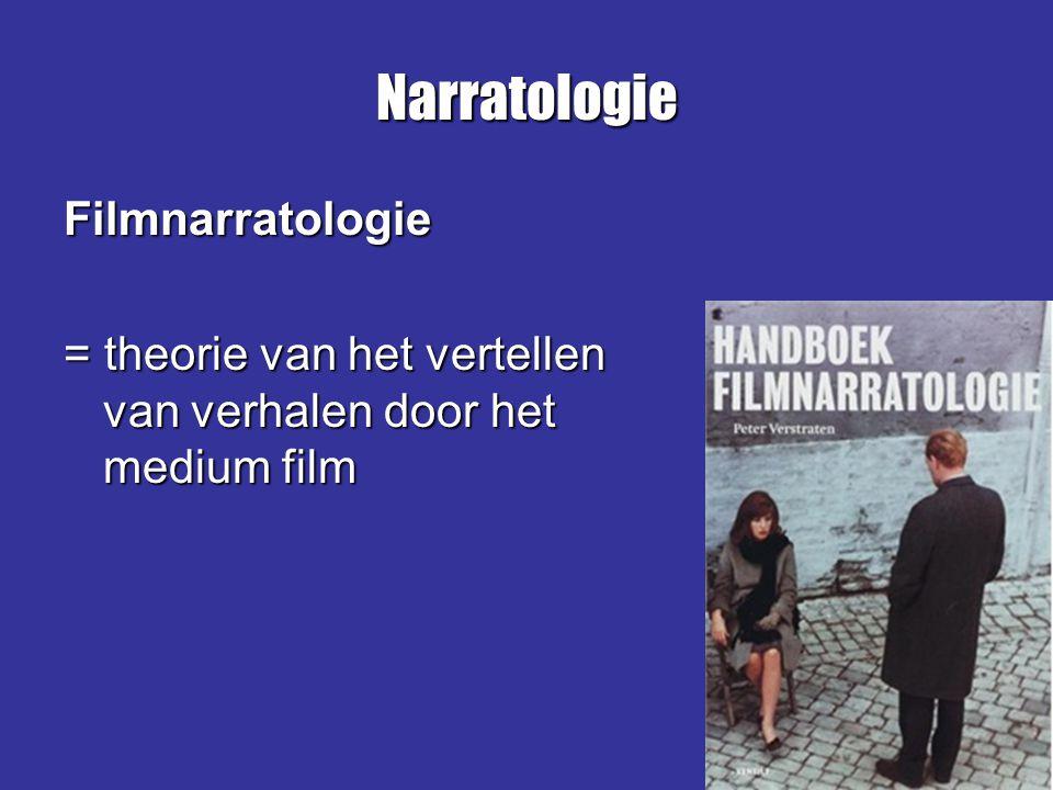 Narratologie Filmnarratologie