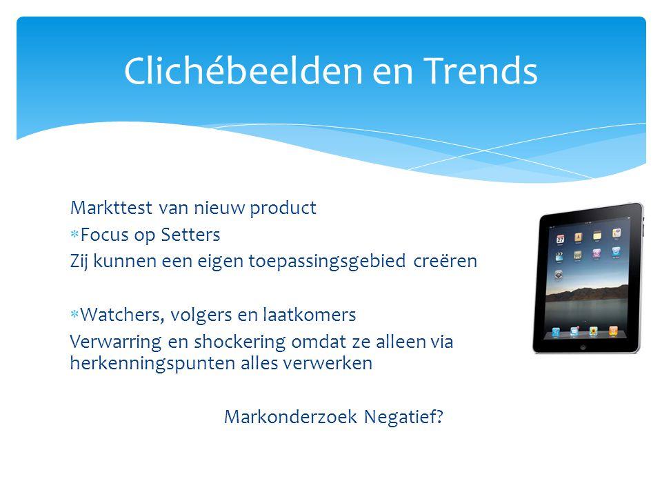 Clichébeelden en Trends