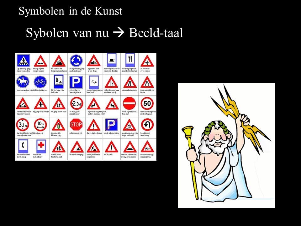 Sybolen van nu  Beeld-taal