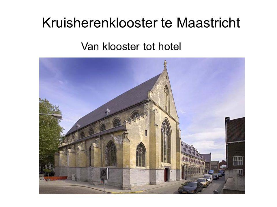 Kruisherenklooster te Maastricht