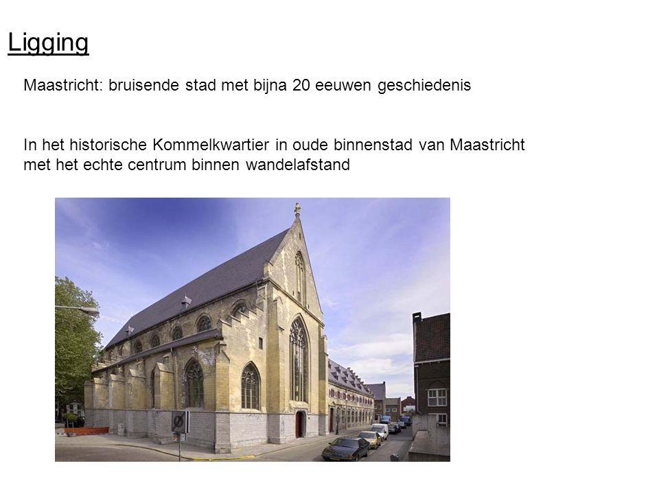 Ligging Maastricht: bruisende stad met bijna 20 eeuwen geschiedenis