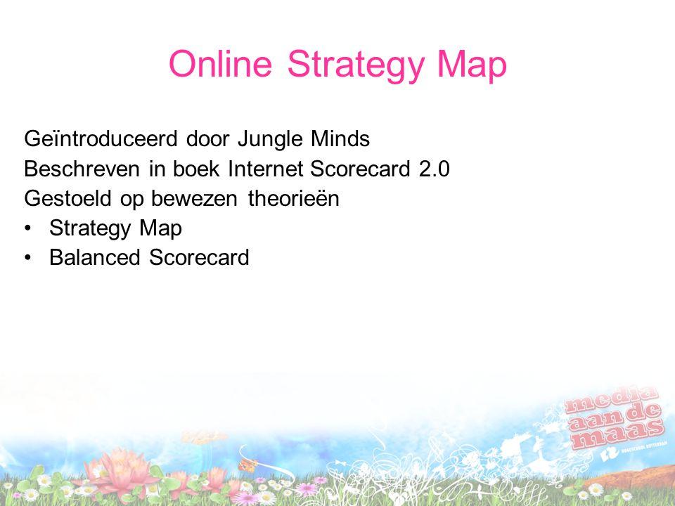 Online Strategy Map Geïntroduceerd door Jungle Minds
