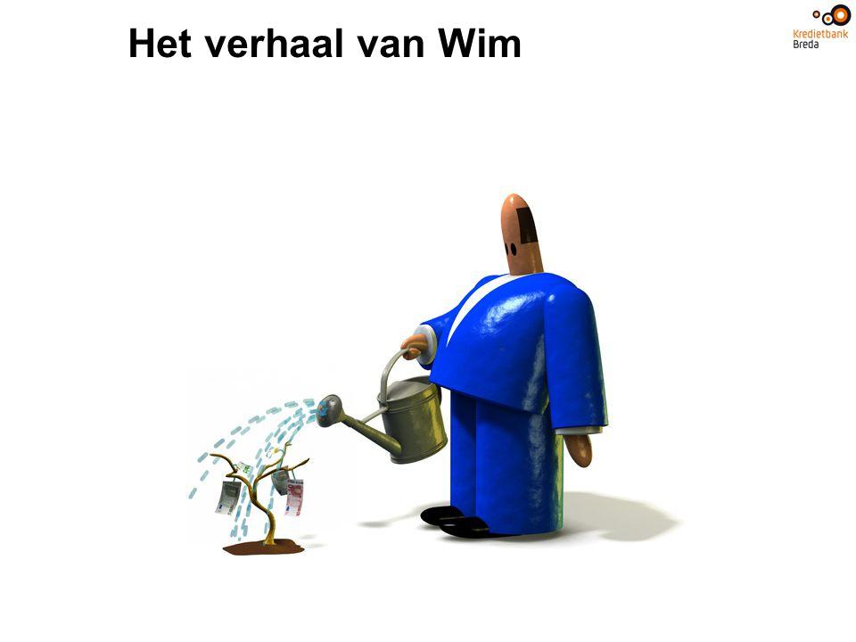 Het verhaal van Wim Wim is een man van 54 jaar oud.