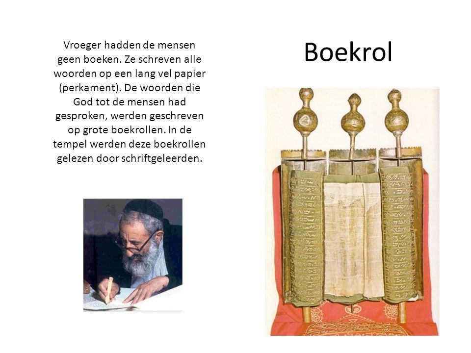 Boekrol