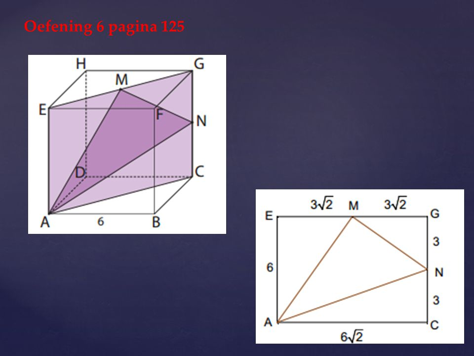 Oefening 6 pagina 125
