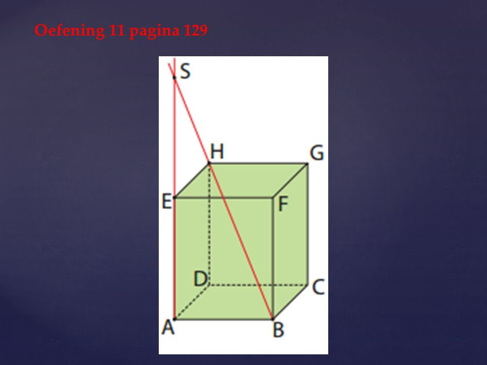 Oefening 11 pagina 129